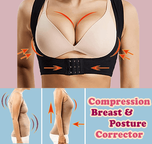 Compression Breast Posture Corrector