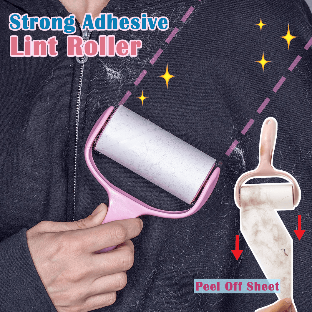 Strong Adhesive Lint Removal Roller