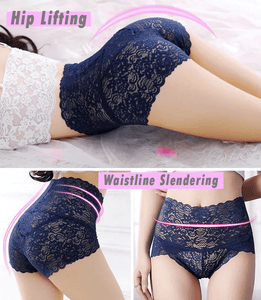 PEACHY Lift Hip / Slender Waistline Panties (2pcs)