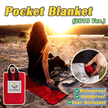 Load image into Gallery viewer, Pocket Blanket (2019 Version)