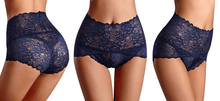 Load image into Gallery viewer, PEACHY Seamless Lace Panties