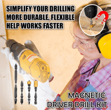Load image into Gallery viewer, Magnetic Driver Drill Set