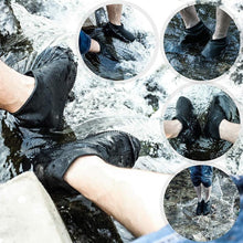 Load image into Gallery viewer, Waterproof silicone shoe cover