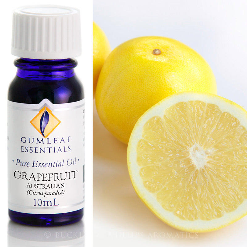 Grapefruit Cold Pressed Essential Oil