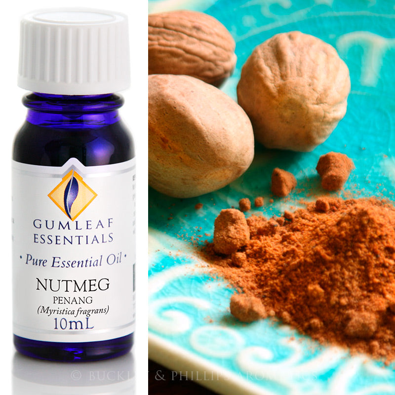 Nutmeg Penang Essential Oil