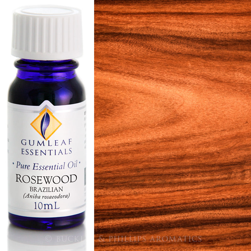 Rosewood Brazilian Essential Oil