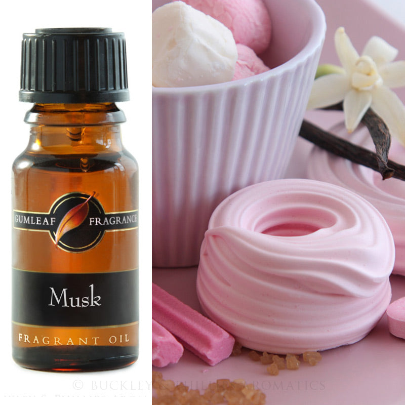 Musk Fragrance Oil