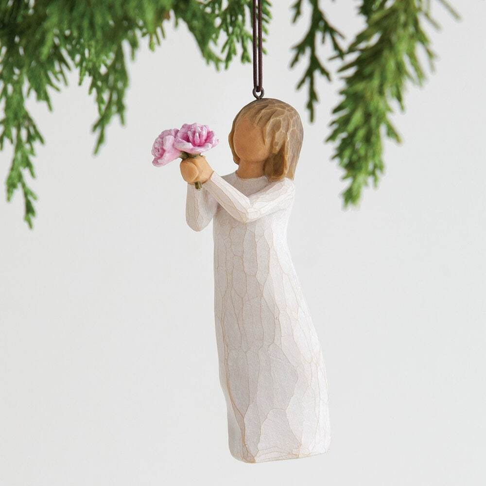 Thank You Ornament | Willow Tree | WHITEHILL & CO