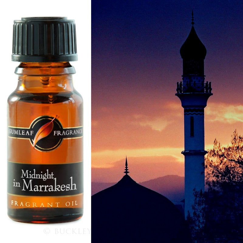 Midnight In Marrakesh Fragrance Oil