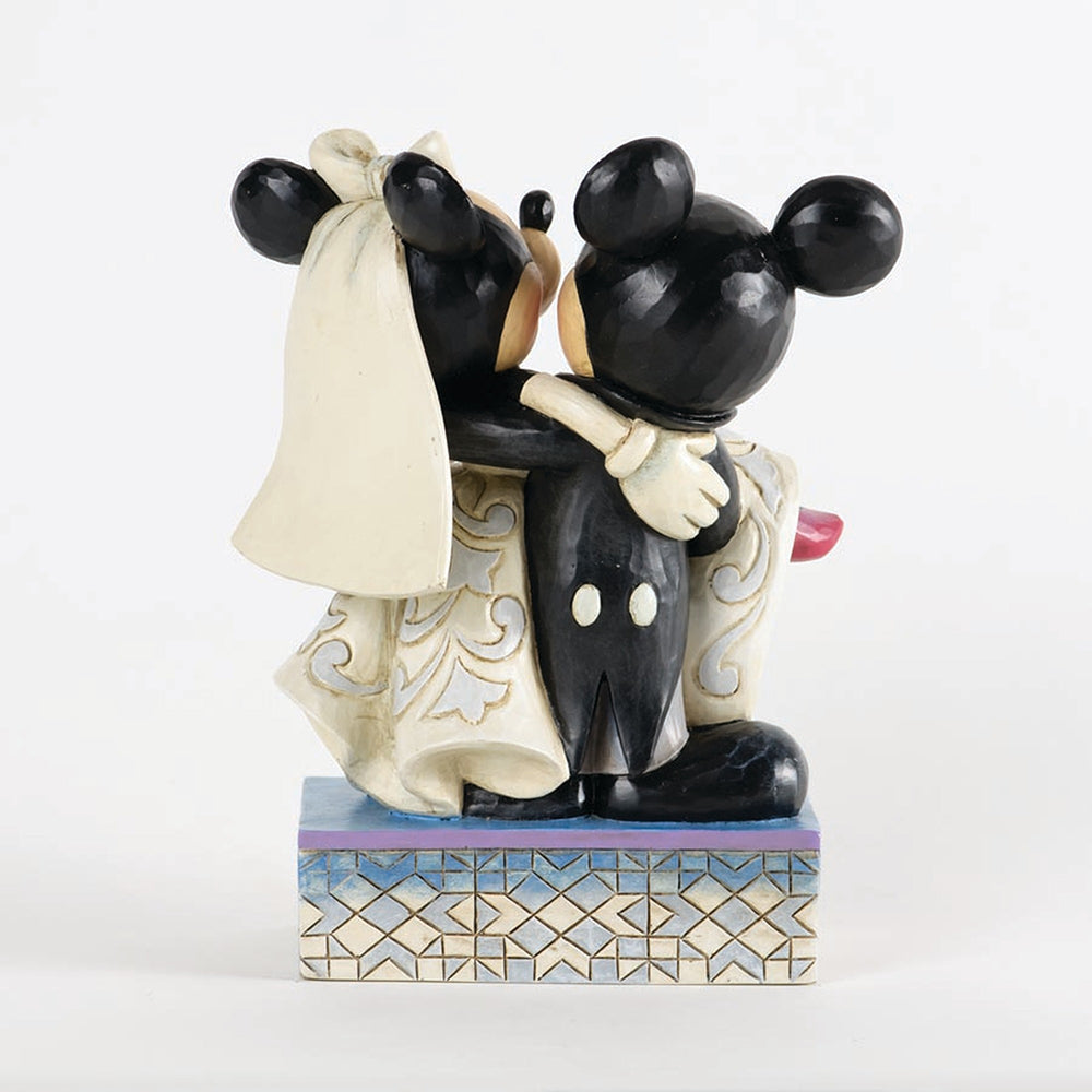 Mickey & Minnie Wedding | Disney | DISNEY TRADITIONS BY JIM SHORE