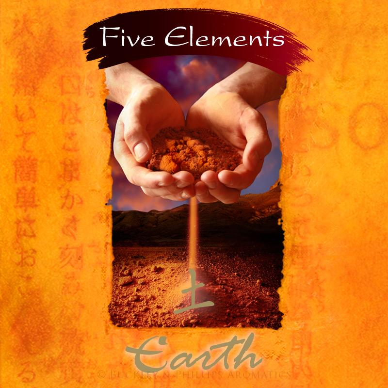 Five Elements Incense | Earth Incense | Buckley & Phillips