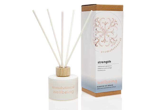 Strength | Diffuser 200ml | AROMABOTANICAL