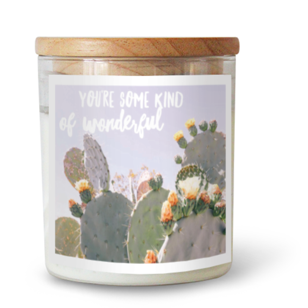 You're some kind of Wonderful | Candle 600g | THE COMMONFOLK