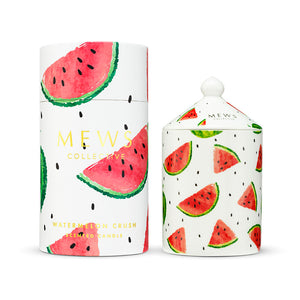 MEWS WATERMELON CRUSH – SCENTED CANDLE 320g