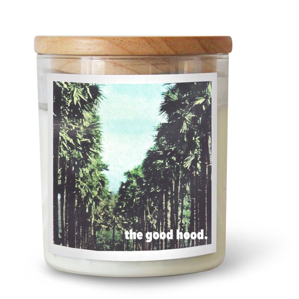 The Good Hood | Candle 600g | THE COMMONFOLK