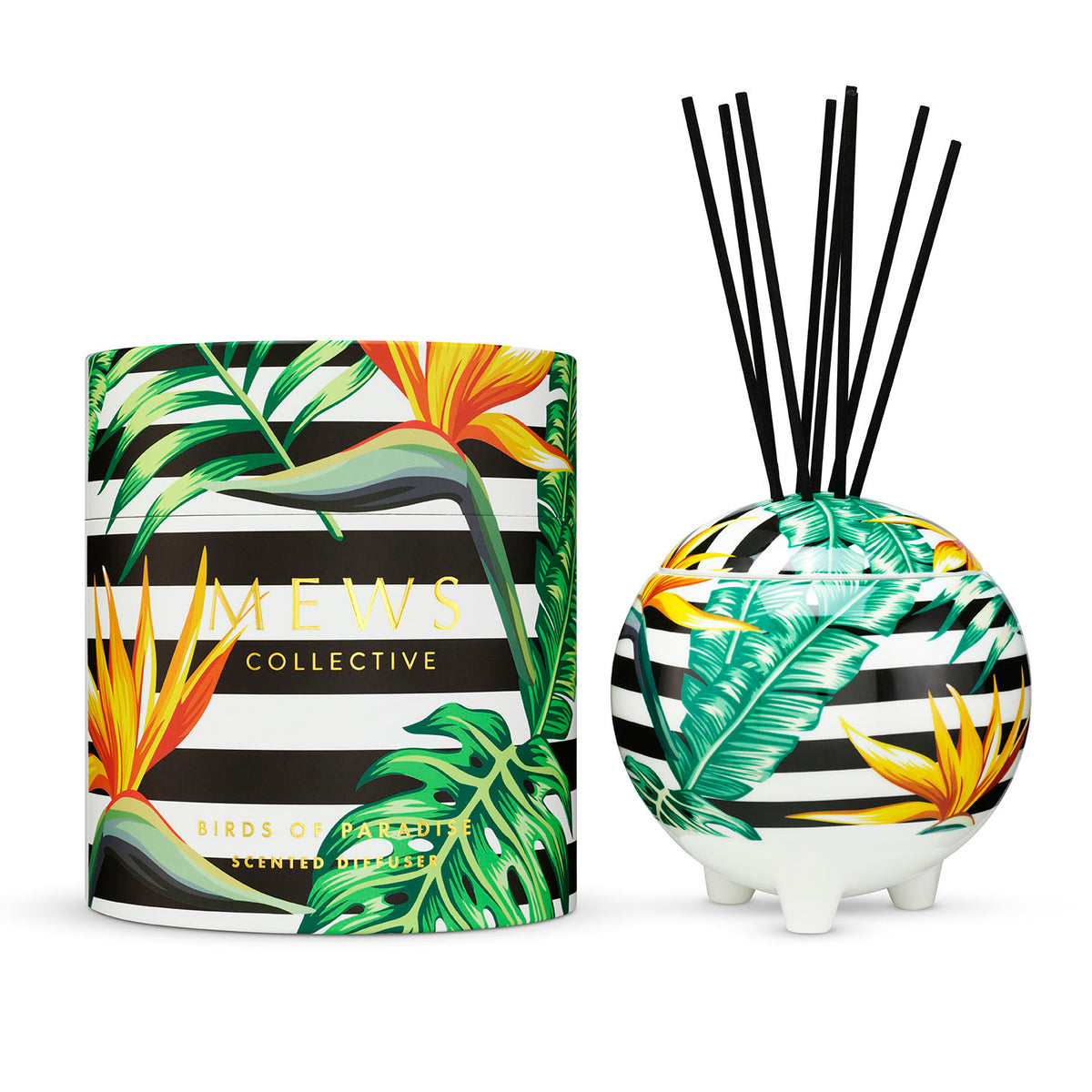 MEWS BIRDS OF PARADISE – SCENTED DIFFUSER 350ml