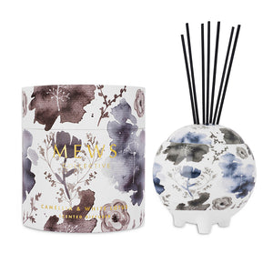 MEWS CAMELLIA & WHITE LOTUS – SCENTED DIFFUSER 350ml