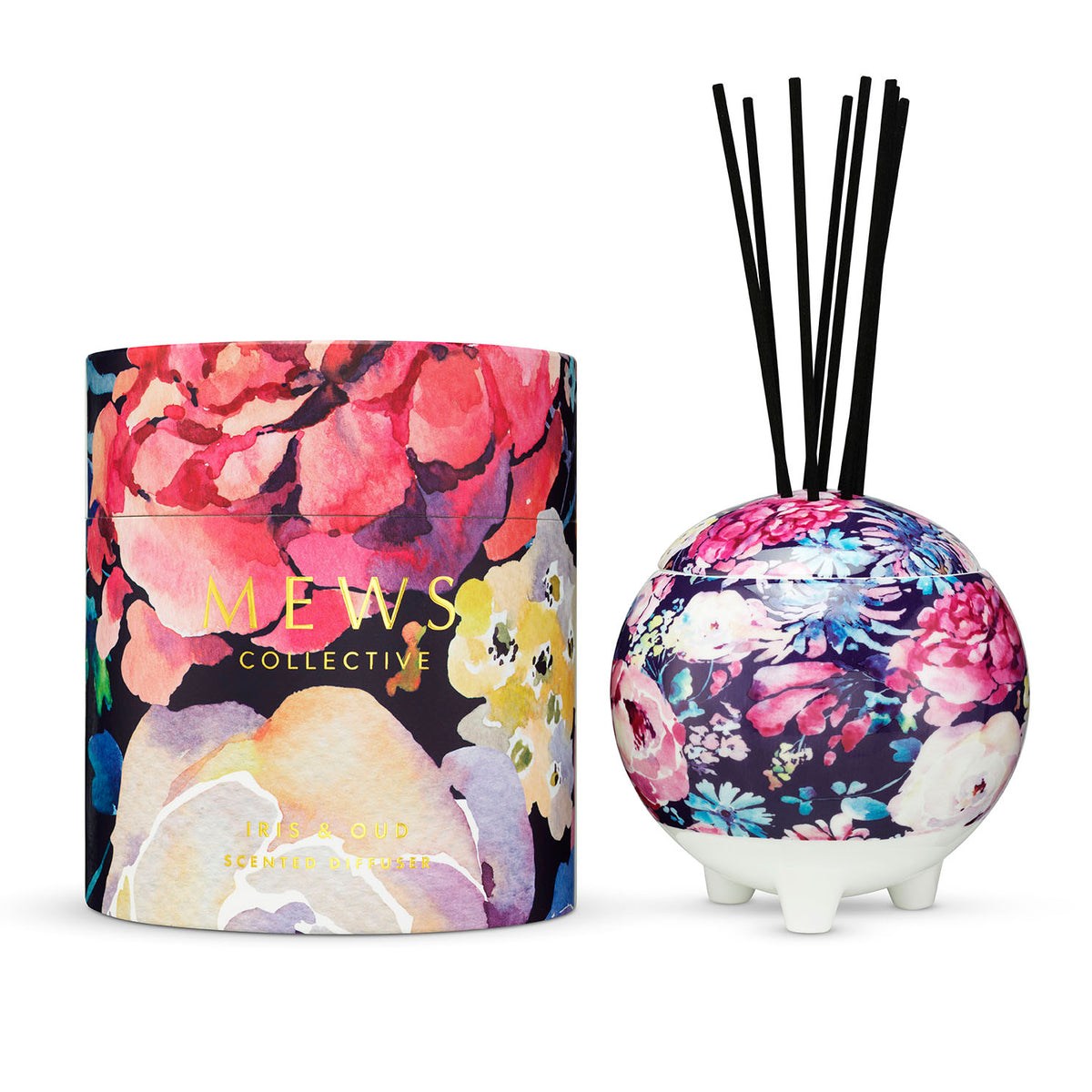 MEWS IRIS & OUD – SCENTED DIFFUSER 350ml