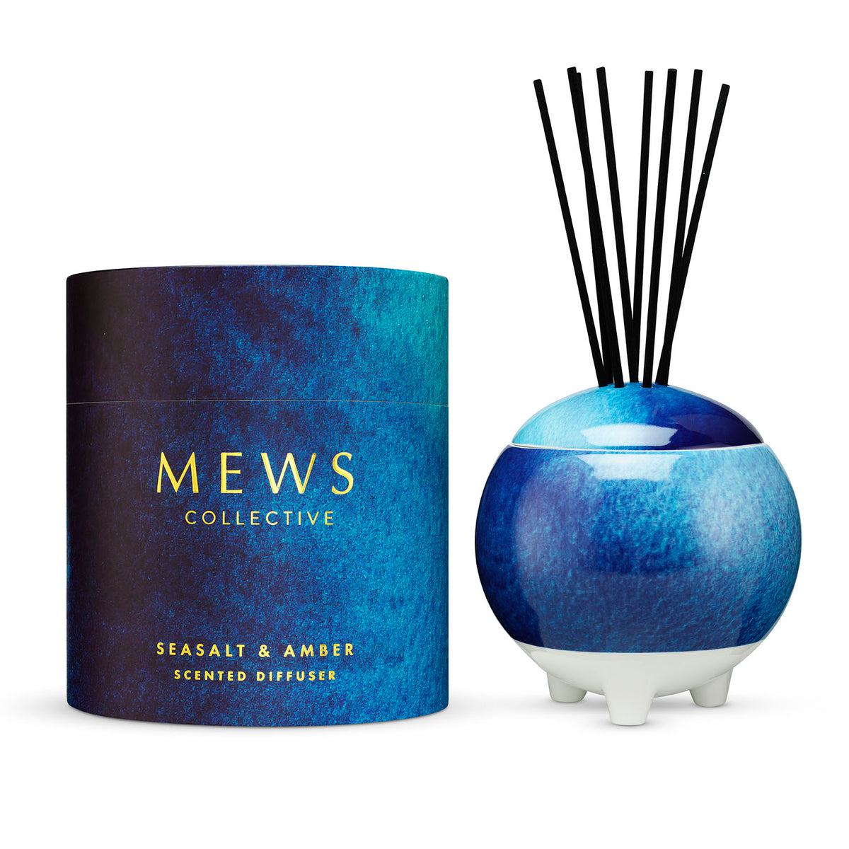 MEWS SEASALT & AMBER – SCENTED DIFFUSER 350ml