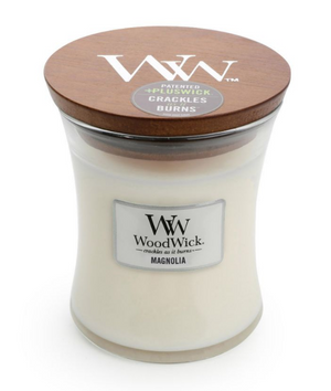 WoodWick Magnolia Medium