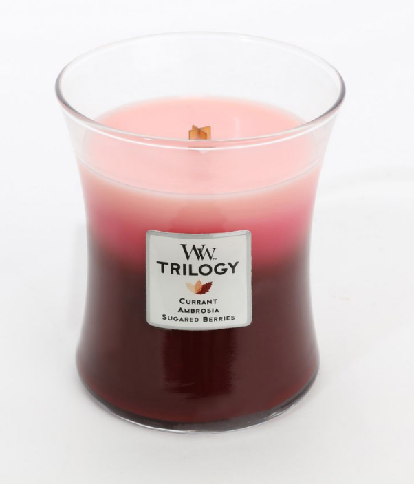 WoodWick Fruit Temptation Trilogy Medium