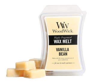 WoodWick Vanilla Bean Wax Melt