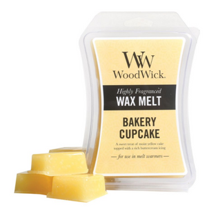 WoodWick Bakery Cupcake Wax Melt