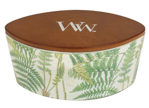WoodWick Fern Decal Hearthwick