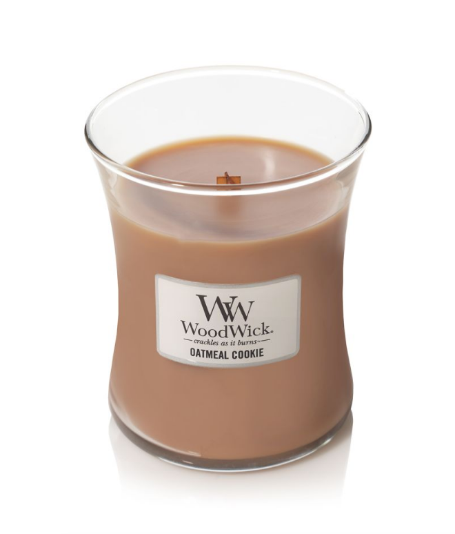 WoodWick Oatmeal Cookie Medium