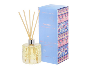 DIFFUSER DIAMOND - OAKMOSS, ROSE + APPLE (LIMITED EDITION)