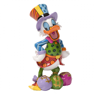 UNCLE SCROOGE FIGURINE LARGE | Disney | BRITTO