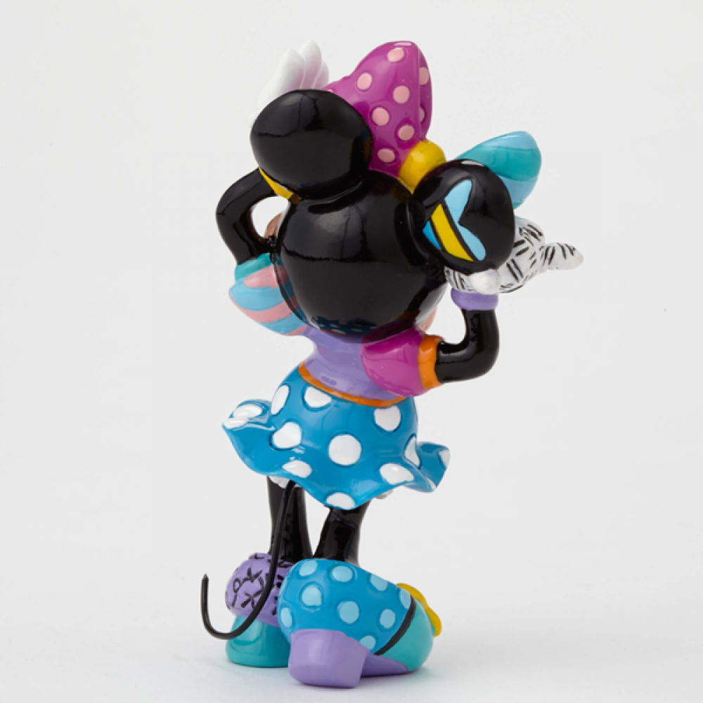 MINI FIGURINE MINNIE MOUSE ARMS UP | Disney | BRITTO