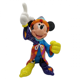 SORCERER MICKEY 80TH ANNIVERSARY EXTRA LARGE FIGURINE | Disney | BRITTO
