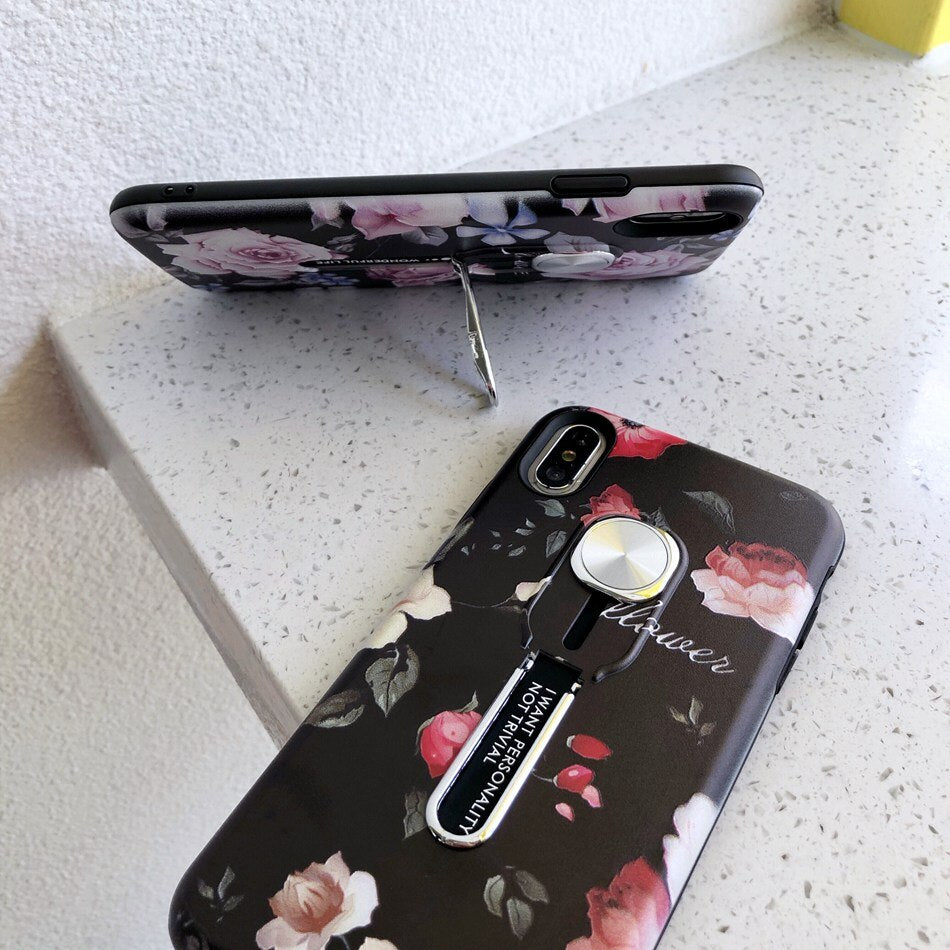 Red Roses Case For iPhone - 2.0