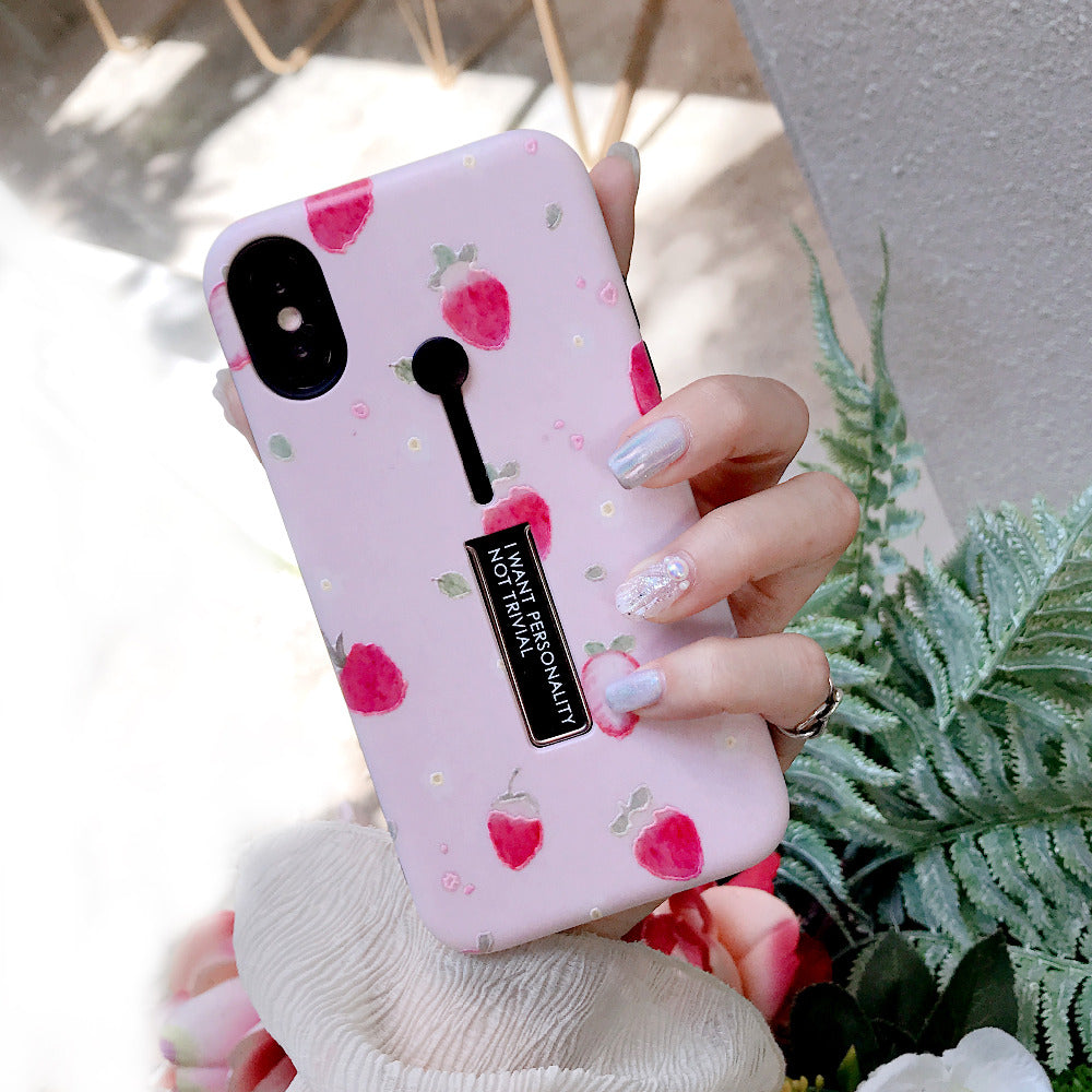 Strawberry Case For iPhone