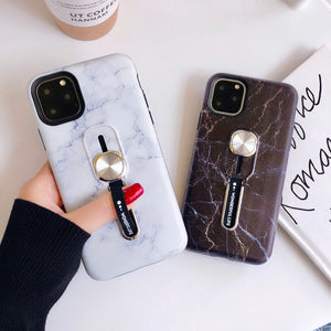 Black Marble Case For iPhone - 2.0