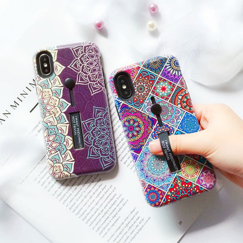 Ethnic Mandala Case For Samsung