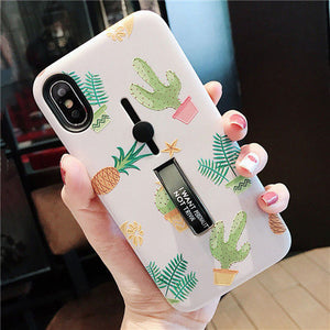 Cactus Pineapple Case For iPhone