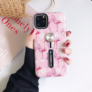 Pink Flamingo Case For iPhone - 2.0