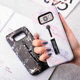 Luxury Marble Case For Samsung