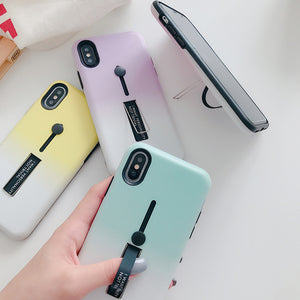 Basic Fade Case For iPhone