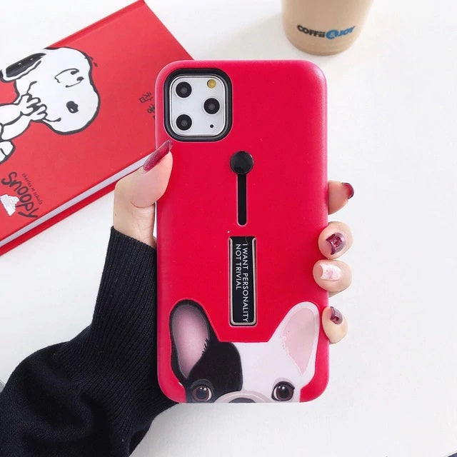 Puppy Case For iPhone