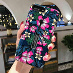 Tropical Flower's Case For iPhone