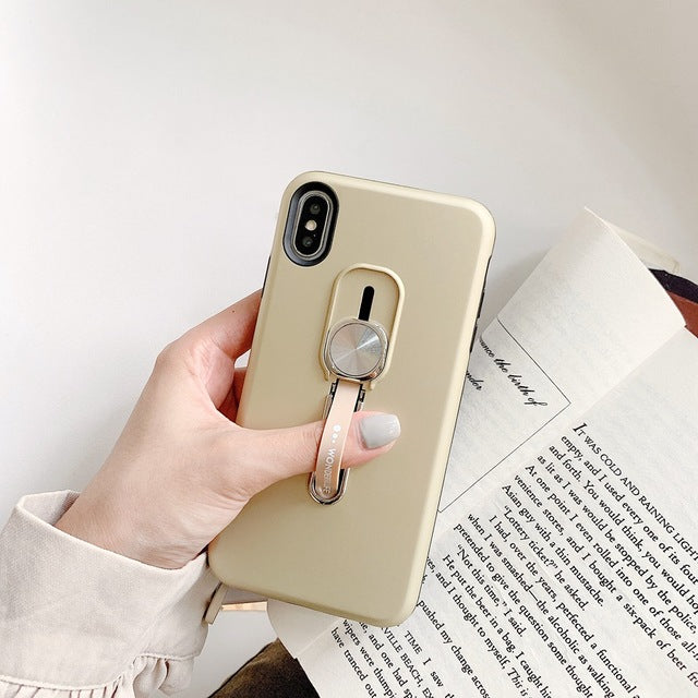 Basic Matte Case For iPhone - 2.0