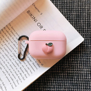 Peach Case For AirPods Pro