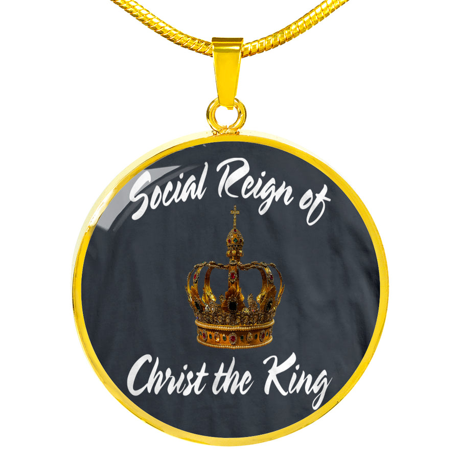Social Reign of Christ the King