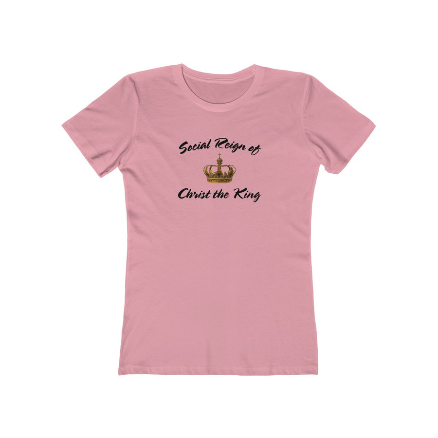 Women's The Boyfriend Tee