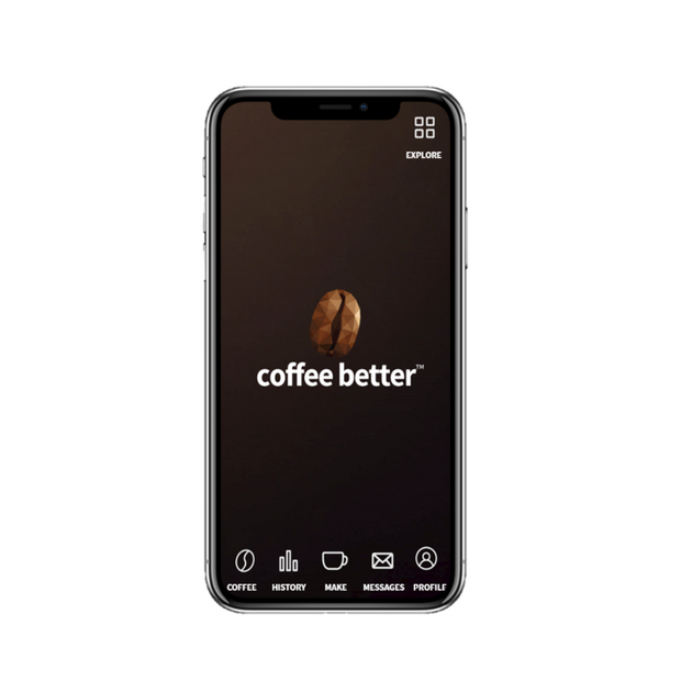 coffee better™ BeanSafe - 500g Capacity