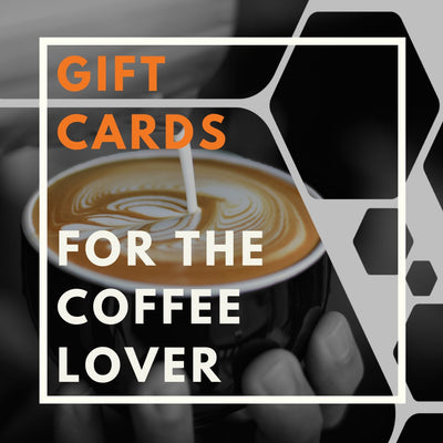 $25 - coffee better™ gift card