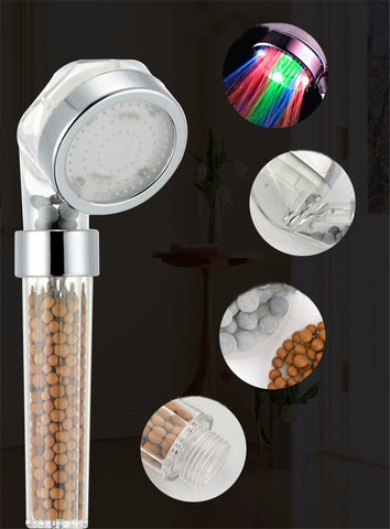 TEMPERATURE CONTROL SHOWER HEAD - Martbeat